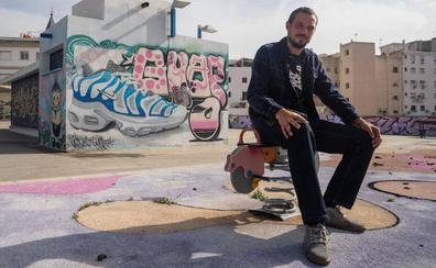 El grafiti redime Mundo Perdido