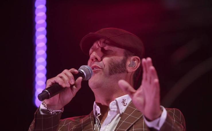 Asi fue la actuación de Paco Candela en Málaga