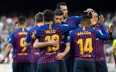 Busquets, sobre Messi: «Cada vez sorprende menos»