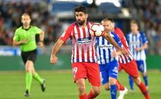 Las molestias de Diego Costa rompen el tridente