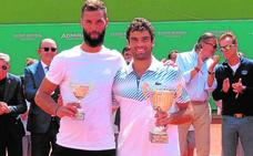 Andújar se corona en el Casino Admiral Trophy de Marbella