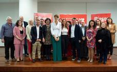Presentación de la lista del PSOE de Estepona