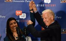 La campaña de Joe Biden tropieza con el foco del #MeToo antes de empezar