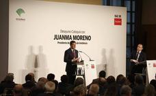 Juanma Moreno anuncia que se trabajará 24 horas de lunes a domingo para acelerar las obras del metro