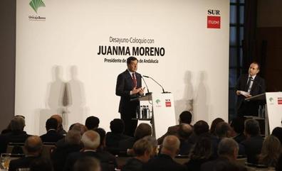 Imágenes del Foro SUR con JuanMa Moreno