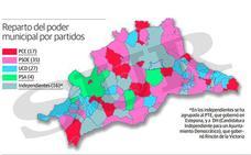 Cuarenta años de los primeros ayuntamientos democráticos en Málaga