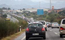 La Junta abrirá en mayo un tercer carril reversible en el acceso al PTA desde la autovía