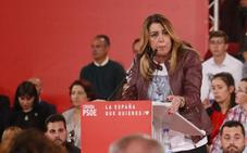 Díaz dice que si Marín considera al PSOE el enemigo es porque «los mantiene firmes»
