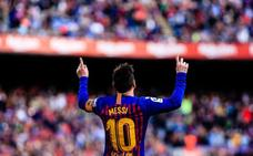 Messi gana 130 millones de euros esta temporada