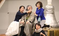 Carlos Álvarez estrena rol en Tokio