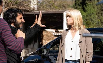 El comienzo del rodaje de la serie 'Malaka' confirma la presencia en el reparto de Salva Reina
