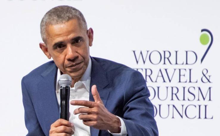 Expectación por ver a Obama en Sevilla