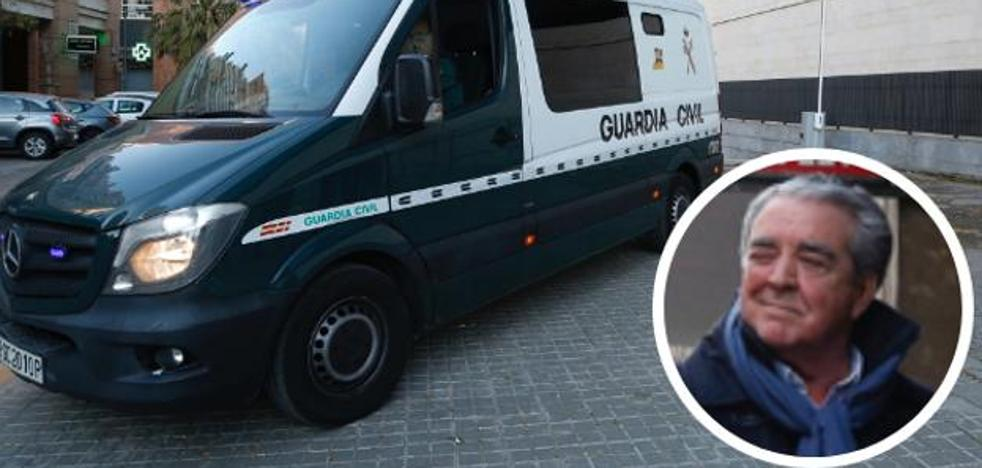 La jueza envía a prisión a José María Corbín, cuñado de Rita Barberá
