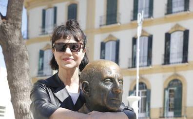 Marina Loshak: «Málaga demuestra que la cultura en España es mucho más que Madrid y Barcelona»