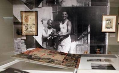 Picasso e Iliazd se reencuentran en Málaga