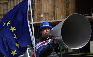 La única vía para evitar el 'brexit' sin acuerdo
