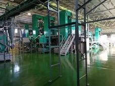 El grupo Dcoop instala la planta de la sección de frutos secos en Villarrubia