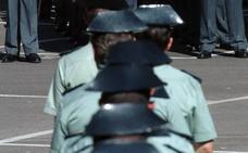 Condenados cuatro guardias civiles por integrar una red internacional de narcotraficantes