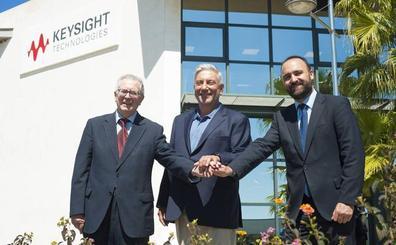 Keysight refuerza en Málaga su centro europeo para el desarrollo del 5G