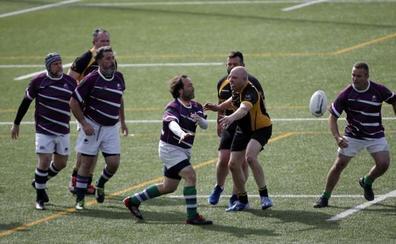 El rugby malagueño, unido en el recuerdo a Manuel Becerra