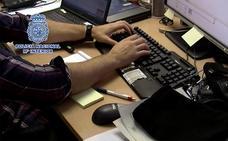 Desarticulan una red de intercambio de pornografía infantil que operaba en 15 provincias, entre ellas Málaga