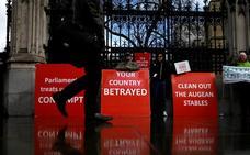 El Gobierno británico abierto a un compromiso con la oposición sobre el 'brexit'