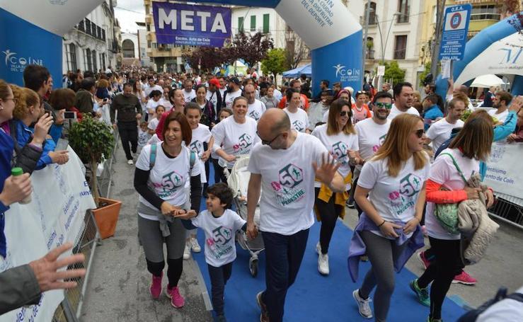 50 Vuelta Pedestre de Coín
