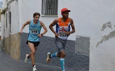 Mohammed Blal y Nazhama Couh vencen en la 50.ª Vuelta Pedestre a Coín