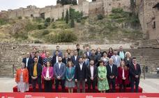 Daniel Pérez presenta el equipo «del cambio» para Málaga