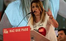 PSOE y Podemos critican que Abascal reclame el voto de izquierdas en Andalucía