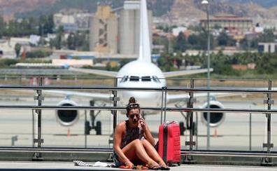 El aeropuerto de Málaga estrena ocho rutas internacionales y una conexión a La Coruña