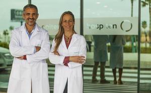 «En Hospiten Estepona hemos creado una unidad superespecializada en columna en la que se tratan todo tipo de patologías»
