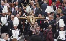 Con muchas ganas de procesiones