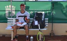 Davidovich se estrena hoy en un torneo del circuito ATP