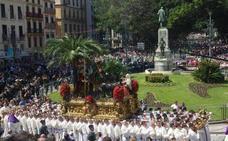 Meteorología prevé buen tiempo en el inicio de la Semana Santa en Málaga