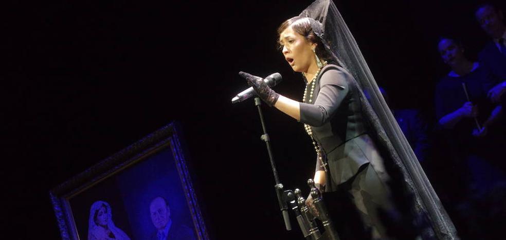 La malagueña Isabel Guerrero gana el Concurso Nacional de Saetas