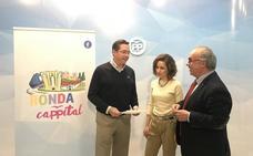 Los ediles Jesús Vázquez y María del Carmen Martínez, números 2 y 3 de la lista electoral del PP en Ronda