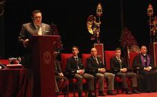 Salvador Carrasco pregona la Semana Santa de Ronda
