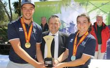 Dos oros y un bronce para la UMA en los CEU 2019