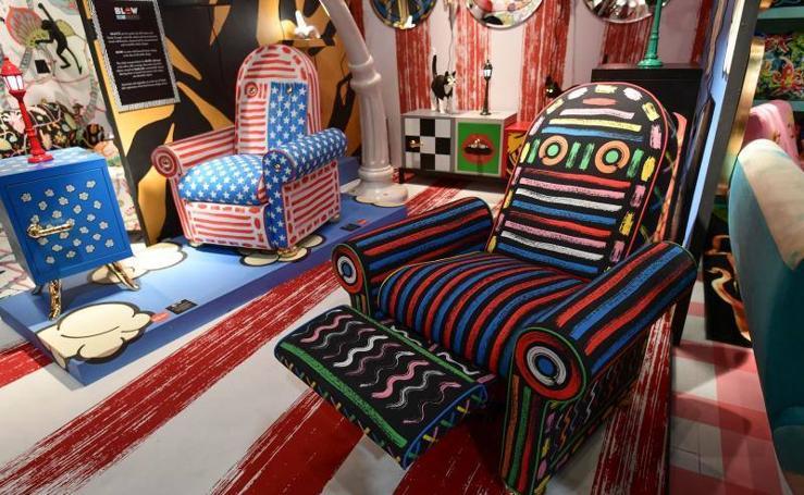 Los diseños más llamativos de la feria de mobiliario de Milán