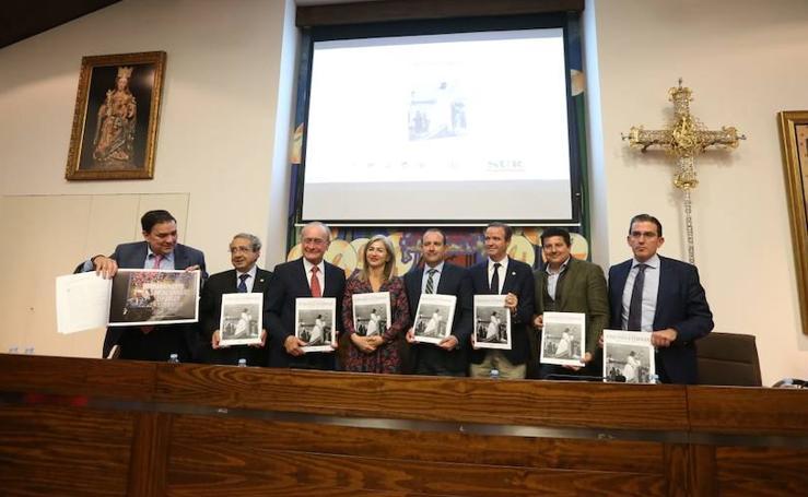 'Visiones eternas', el homenaje a los cofrades Antonio Garrido y Fernando González