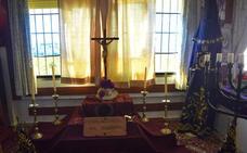 Una exposición dedicada a la Semana Santa única en Rincón