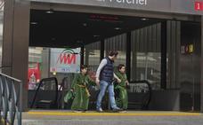 El Metro de Málaga funcionará durante todo el día desde el Miércoles al Viernes santo