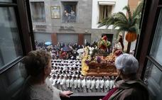 Animales terrestres en el patrimonio de la Semana Santa de Málaga