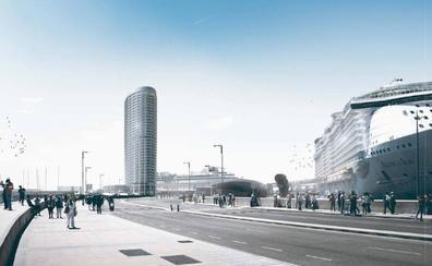 Más de un millar de alegantes para 85 alegaciones contra la torre del Puerto de Málaga