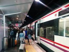 Renfe refuerza con 12.300 plazas los trenes AVE entre Málaga y Madrid por la Semana Santa