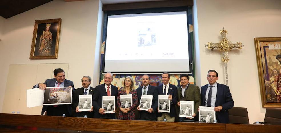 SUR recuerda a Fernando González y Antonio Garrido con un libro irrepetible
