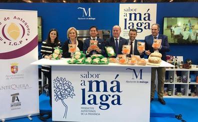 El 'agro' de Málaga sorprende con una variada oferta de productos novedosos en Salón Gourmets