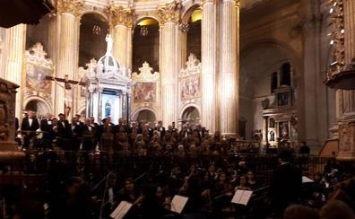 El 'Réquiem' de Mozart anuncia la Semana Santa en la Catedral