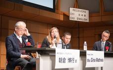 El mayor operador turístico de Japón distribuirá tecnología malagueña